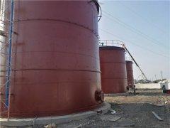 佳木斯机务段立式储油罐